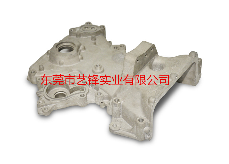 机械零部件镁合金精密压铸