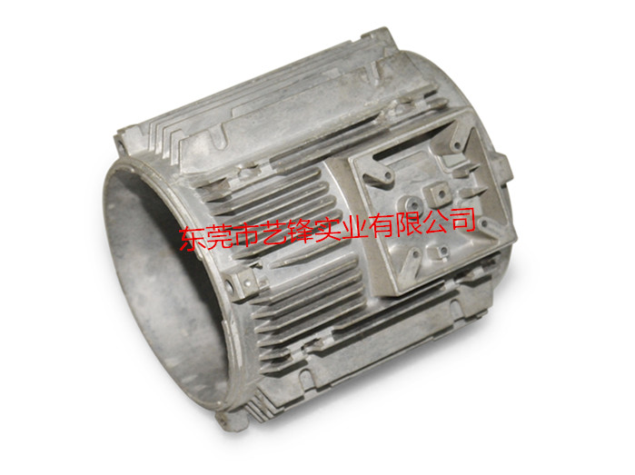 Motor shell precision die casting