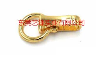 锌合金钩扣精密压铸
