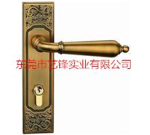 密码门锁精密压铸
