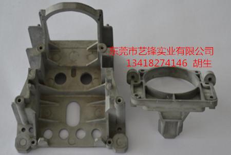 仪器配件镁精密压铸件