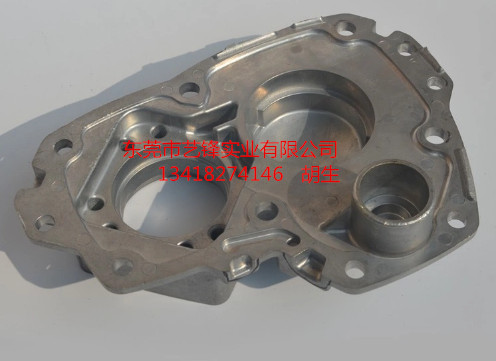 Precision Die Casting of Magnesium Alloy for Mechanical Parts