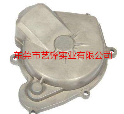 电机外壳镁合金压铸