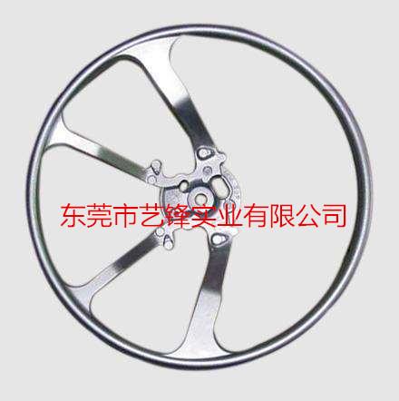 新能源汽车方向盘镁压铸
