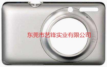 照相机外壳镁压铸