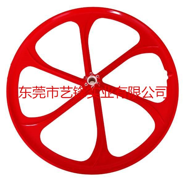 轻量化自行车轮毂